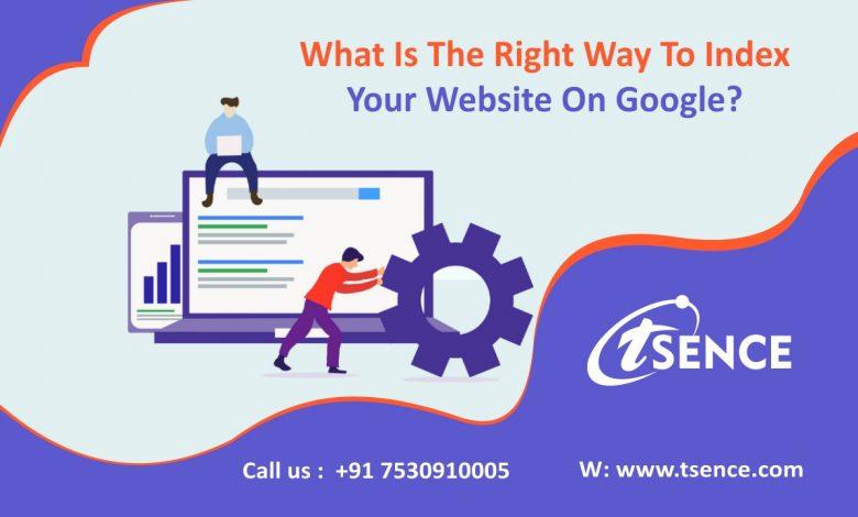 website on Google?