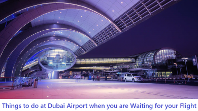 Photo of Things to do at Dubai Airport when you are waiting for your Flight